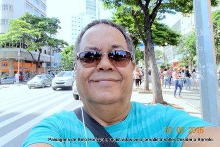 Jornalista Valter Desiderio receberá o prêmio Águia Americana em São Paulo
