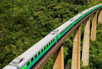 Vale informa que ferrovia foi liberada na madrugada deste quarta-feira