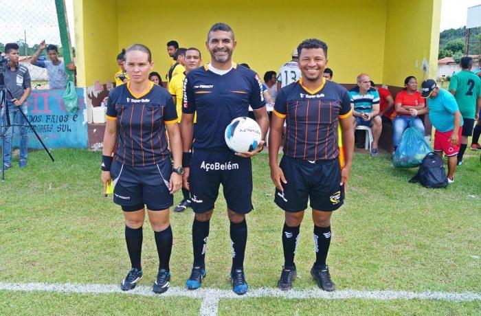 Campeonato Paraense de futebol Profissional terá árbitros de Parauapebas