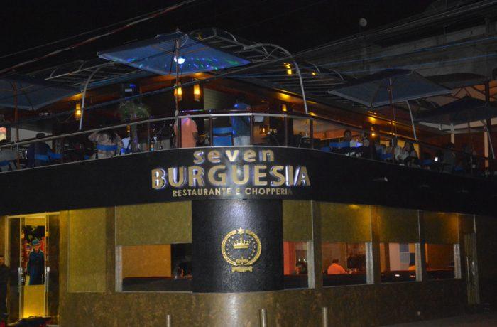 Seven Burguesia e Restaurante e Chopperia   O novo Point de Parauapebas