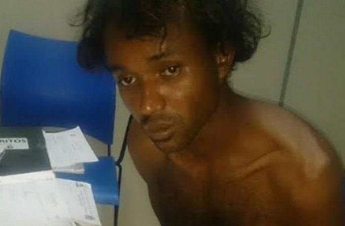 Burucutu foi Preso acusado de homicídio em Parauapebas