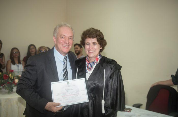 Coutinho recebe diploma de vereador em Parauapebas