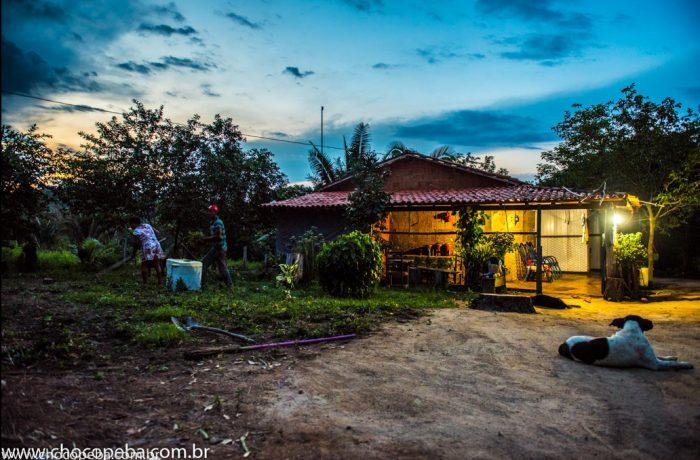 Terra Rocha Zona Rural de Parauapebas casa maria preta