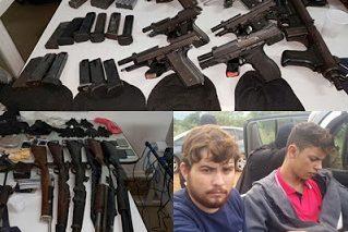 Membros da quadrilha de assaltantes de Banco são presos em Redenção, PA.