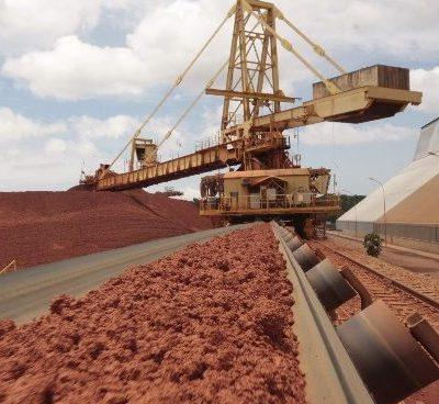 Indústria do Pará cresce 10,5% em um ano