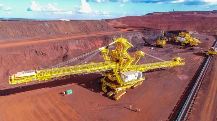 S11D completa um ano de operação e encerrará 2017 com 22 milhões de toneladas produzidas